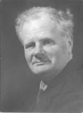 Arnold Marsh, Irish Quaker Educator. 1890 - 1972