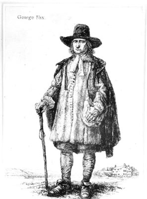 George Fox. 1624 – 1691
