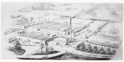 The Goodbody Factory, Clara, Co. Offaly