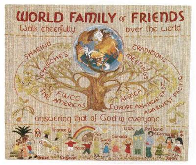 Quaker Tapestry Scheme ©