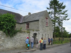 Ballitore Quaker Meeting House County Kildare Ireland