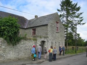Ballitore Quaker Meeting House County Kildare Ireland