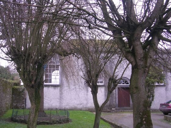 Meeting-house in Edenderry, Co Offaly, Fr Kearns St
