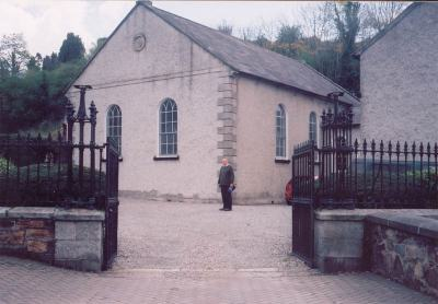 Meeting House, Spring Valley, Wexford Road, Enniscorthy, Co Wexford; see map
