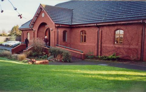 Lurgan Meeting House, 9 Johnstons Row, Lurgan, Co. Armagh BT66 8AN