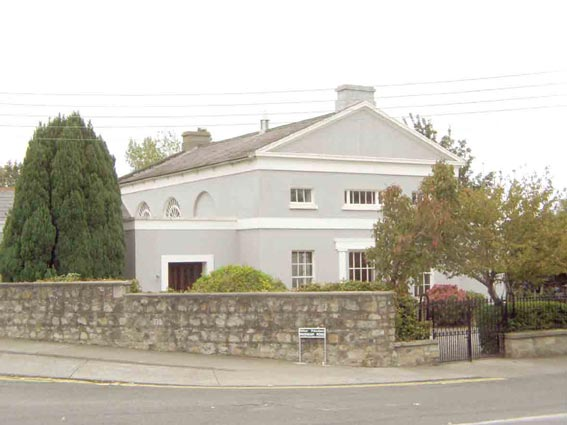 Meeting House on the corner of Carrickbrennan and Pakenham Roads in Monkstown