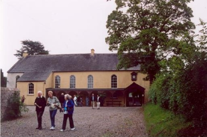 Moyallon Meeting House, near Gilford, Co Armagh, 117 Stramore Road