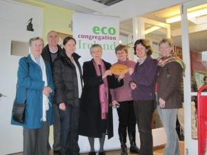 Rathfarnham Quaker Meeting Win Eco Award