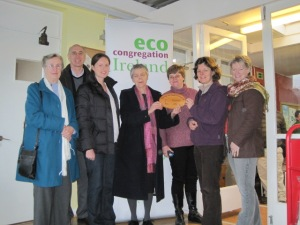 Rathfarnham Quaker Meeting Win Eco Award