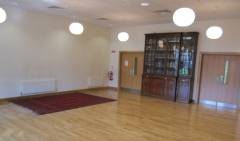 Large Meeting Room Quaker House Dublin
