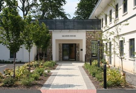 Contact Info for Quaker House Dublin