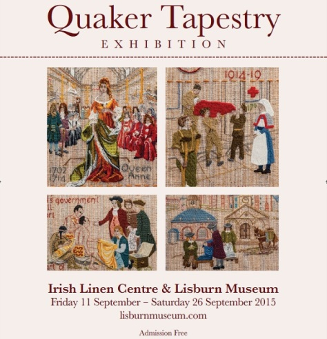 Quaker Tapestry Exhibition