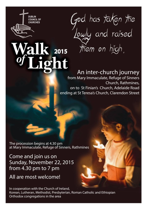 Walk of Light 2015