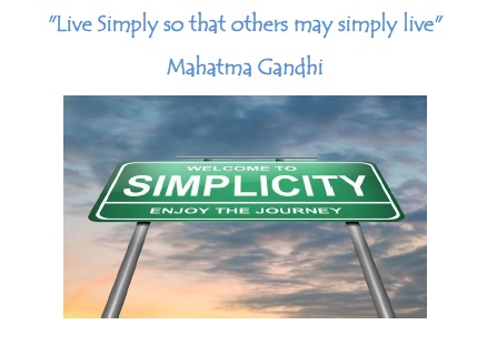 live-simply