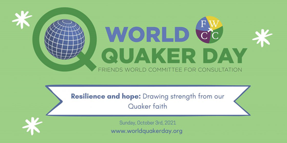 Let's Celebrate World Quaker Day!